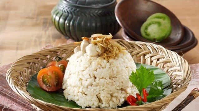 Makanan favorit kartini Nasi Liwet via tribunnews.com ala duniamasak