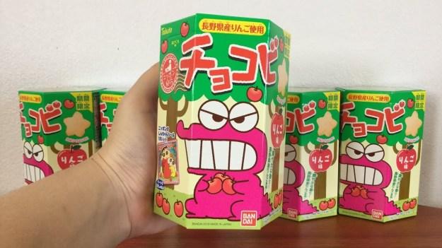 Makanan kartun Chocobi shinchan via youtube.com ala duniamasak
