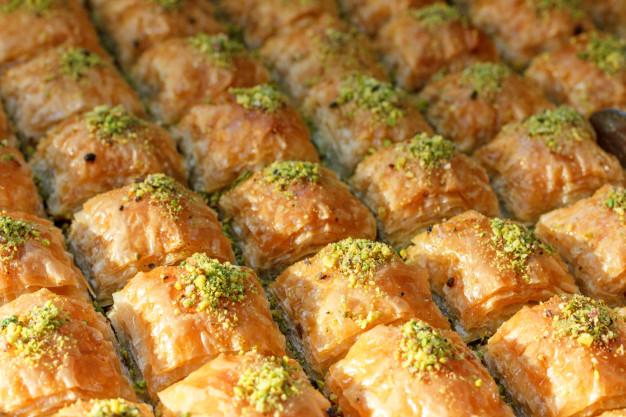 Makanan Turki Baklava via freepik ala duniamasak