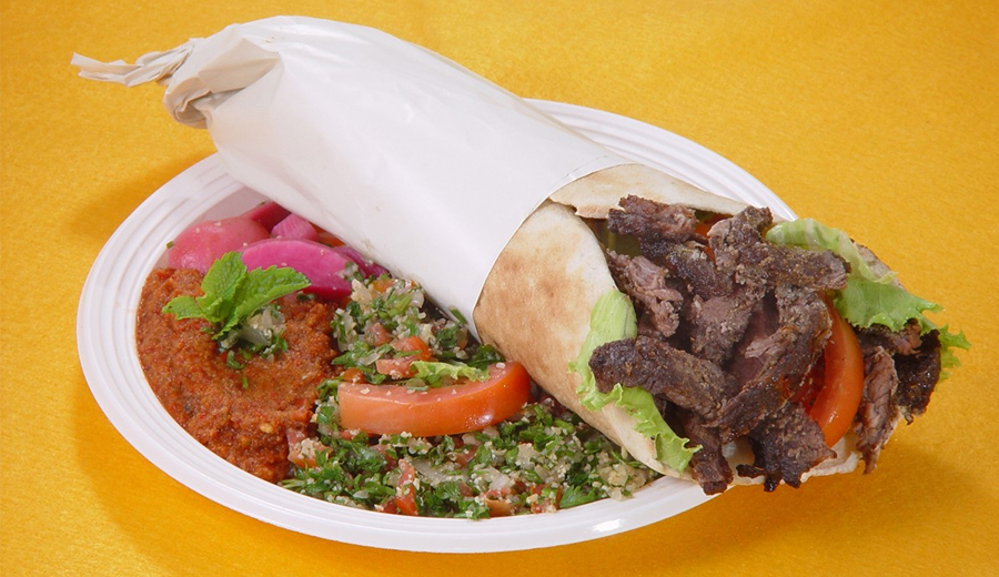 Makanan Unik Timur Tengah via pxhere.com