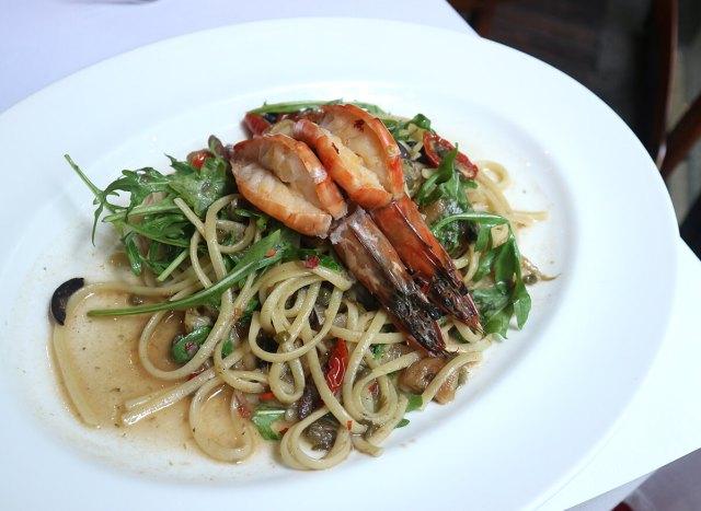 Spaghetti Vongole via dok. Duniamasak.com