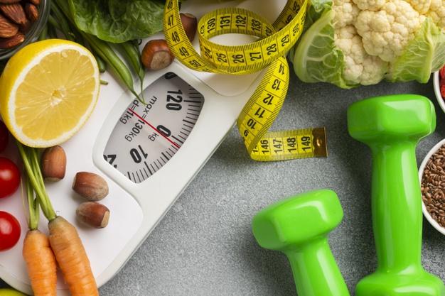 Menjaga berat badan via freepik ala duniamasak