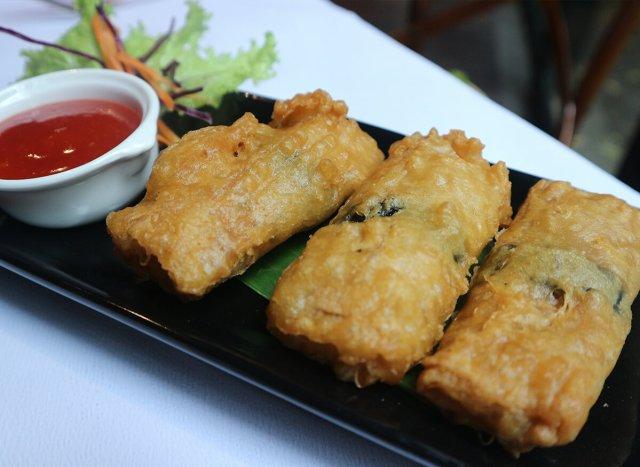 Lumpia Tahu Ayam via dok. Duniamasak.com