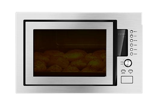 Mengukus kue dengan Microwave Oven Fotile via duniamasak.com