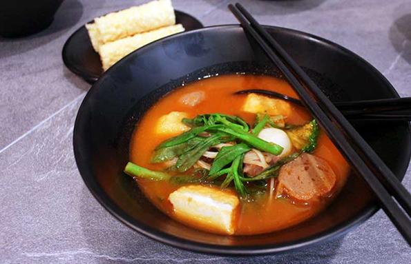 Tomato Shabu via duniamasak