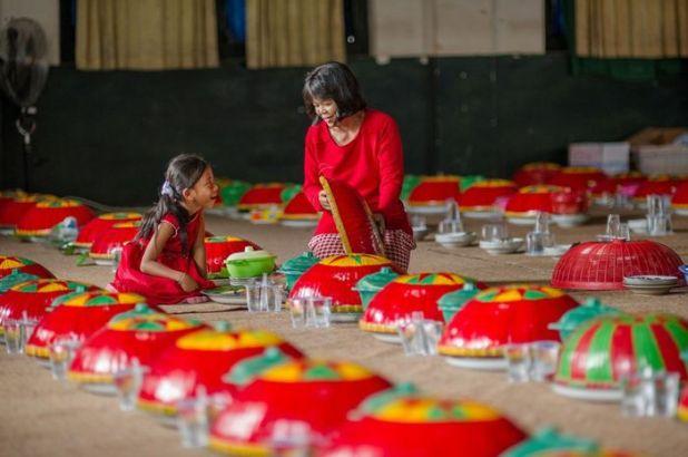 Tradisi Nganggung via bobo.grid.id ala duniamasak