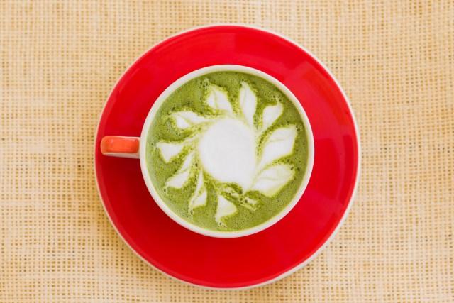 Teh Hijau minuman wajib via www.pexels.com