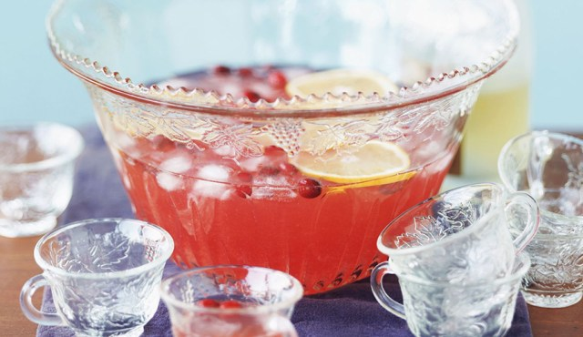 Punch Bowl via thespruce.com