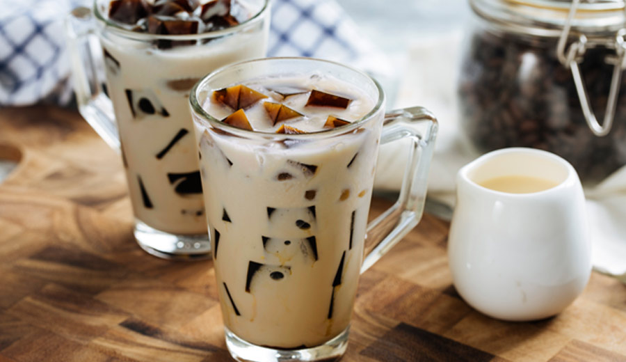 Resep Coffee Jelly via createwithcream.ph ala tim duniamasak