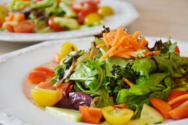 Makanan mentah via pixabay.com