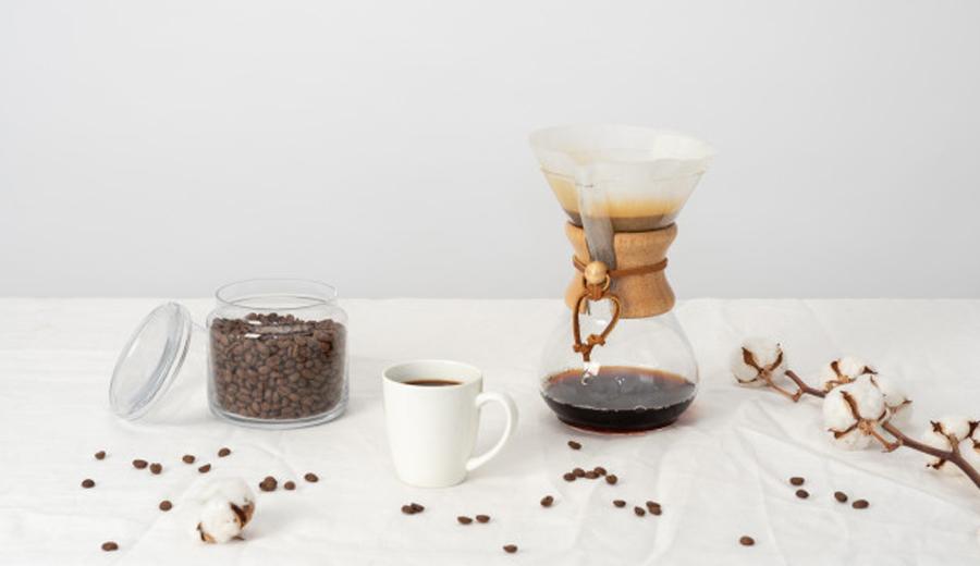 Saringan kopi kertas logam via freepik ala duniamasak