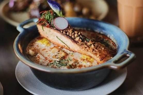 Rekomendasi Fusion Food Sayur Lodeh Gioi via instagram.com/gioijakarta ala tim Duniamasak
