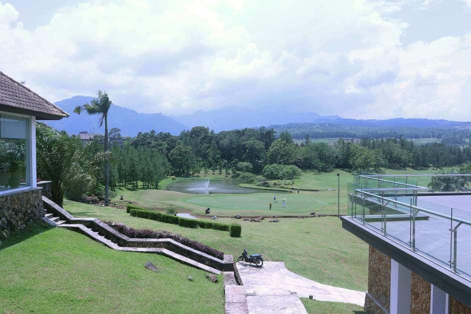 The Golfer's Paradise via dok. DuniaMasak.com
