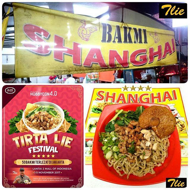 Bakmi Terlezat Shanghai via IG @tirta_lie
