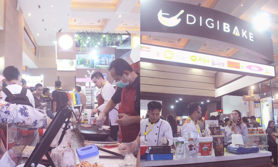 Cooking Demo di SIAL Interfood 2019 dok. duniamasak