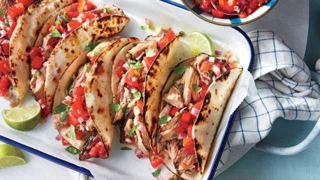 Nikmatnya Makanan Hits Taco via southernliving.com