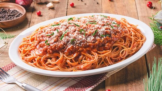 Spaghetti via knorr.com