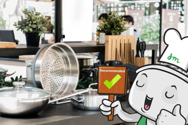 Belanja Alat Masak Stainless via DuniaMasak.com