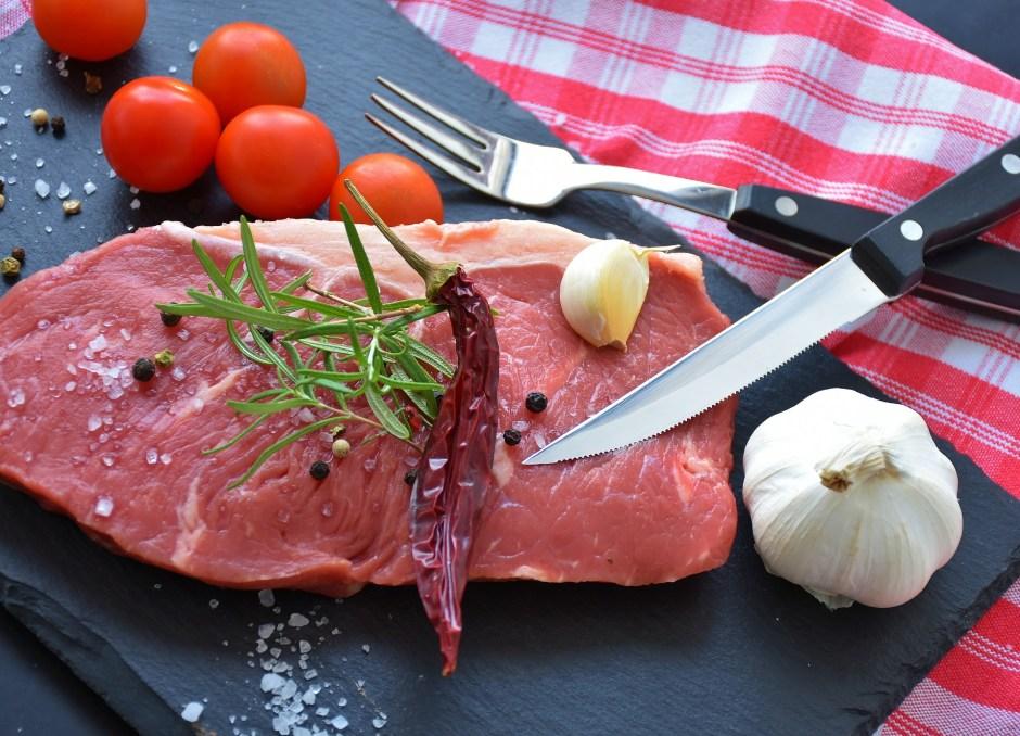 Steak lemak jenuh tinggi via pixabay.com