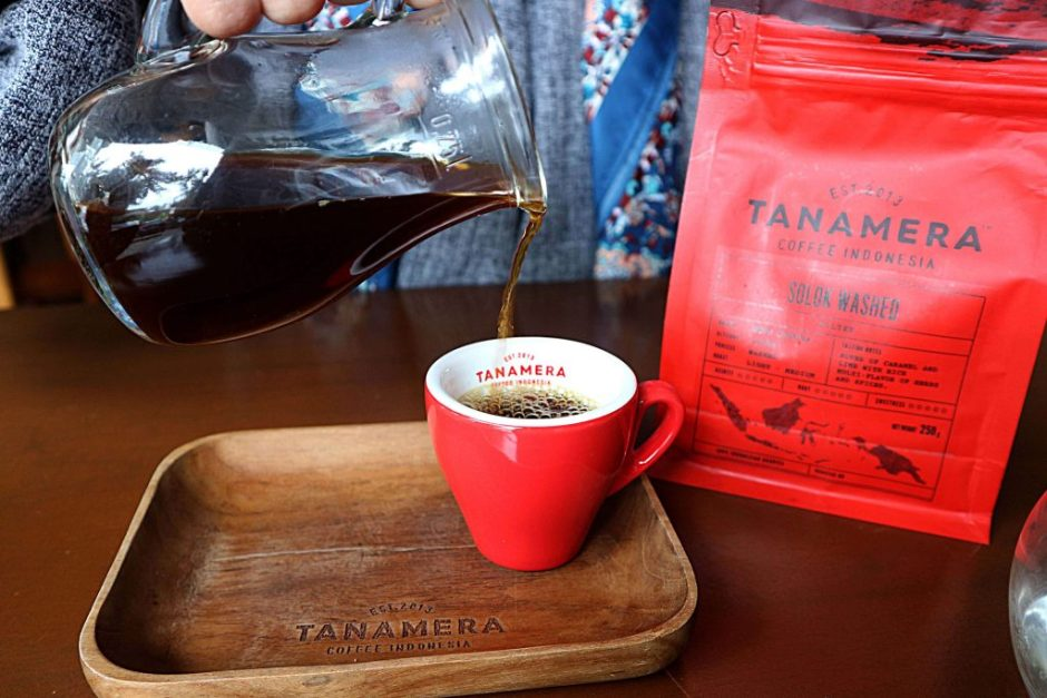 Tanamera Coffee via dok. Duniamasak.com