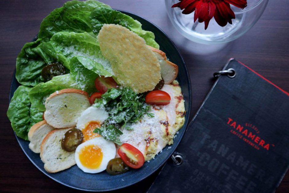 Salad Emperador via dok. Duniamasak.com