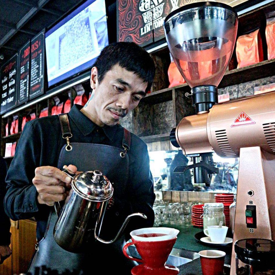 Coffee Brewing Methods via. dok. Duniamasak.com