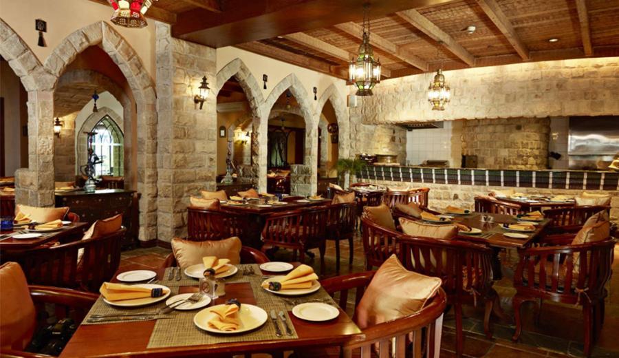 Restoran Timur Tengah via dewimagazine.com