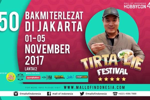 Bakmi Terlezat di Jakarta via Mall of Indonesia