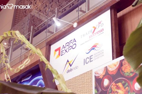 Trade Expo Indo 2019 dok. duniamasak