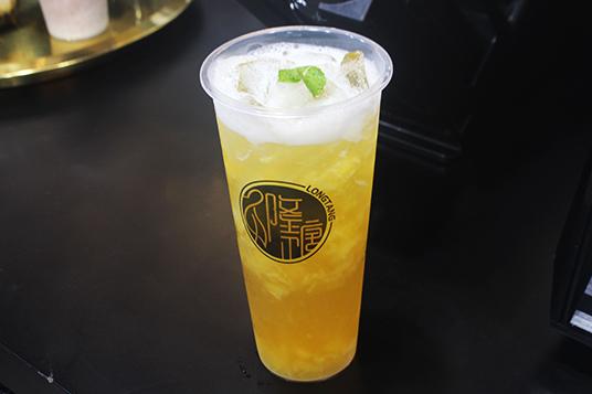 Tropical Honey Tea dok. duniamasak