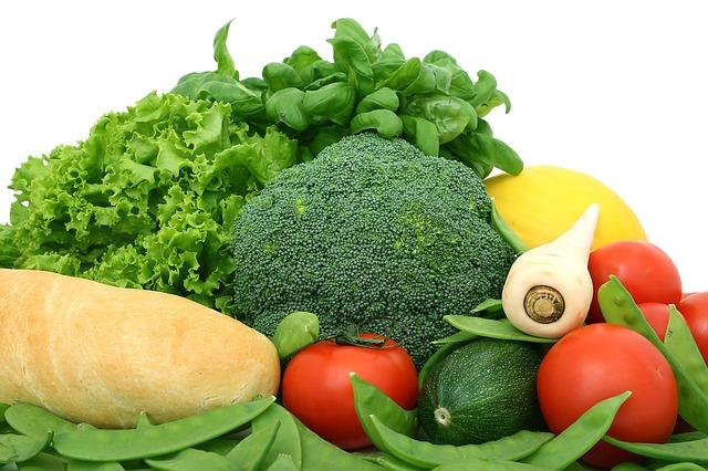 Makanan tinggi serat via pixabay.com