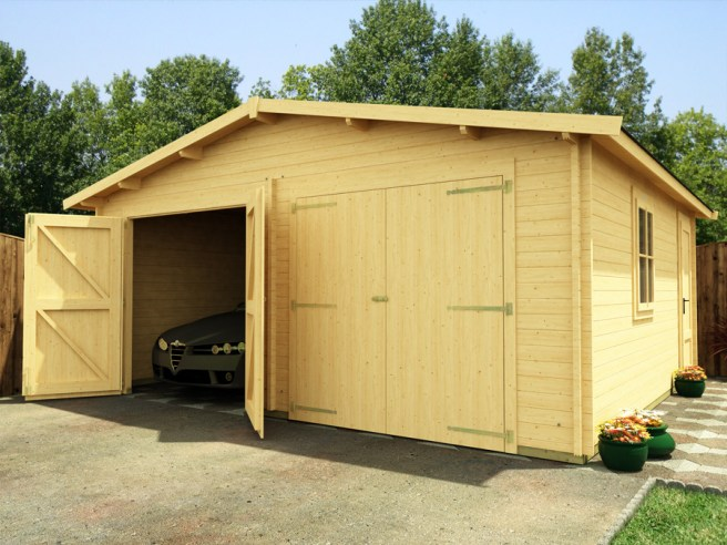 Garages Deore Dunster House