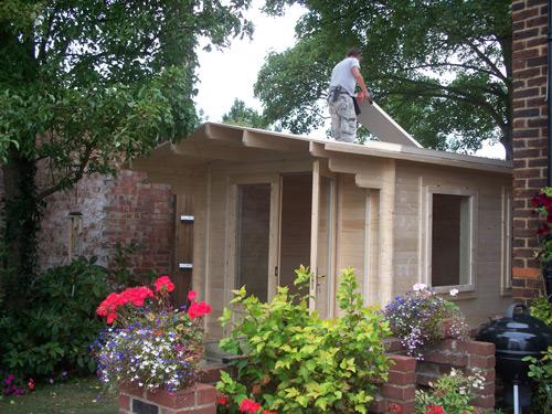 Installation Dunster  House