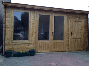 Cutomer Reviews Lantera Log Cabin Dunster House