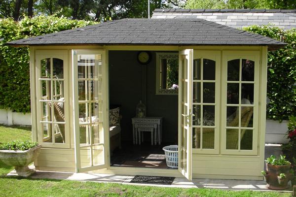 Perfect Garden Summerhouse Dunster House