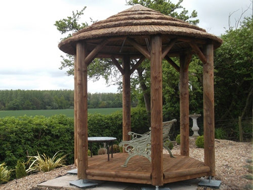 Perfect Garden Gazebo Dunster House