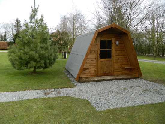 Camping Cocoons Dunster House
