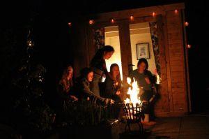 Woman Cave Radley Premium Log Cabin Dunster House