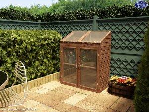 Concrete Garden Dunster House