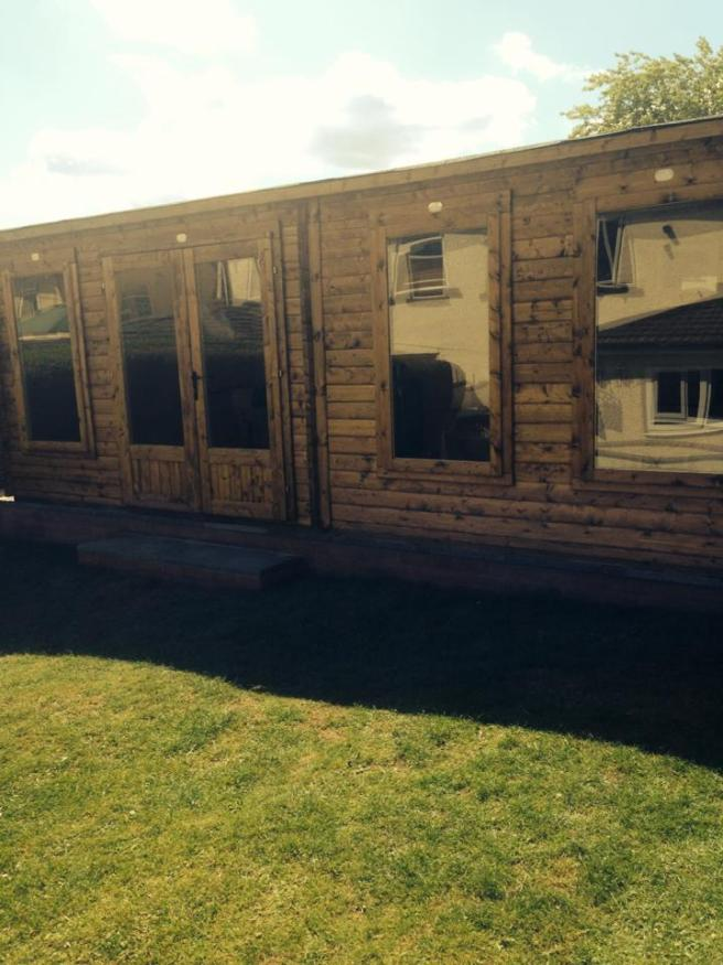 Customer Review Carsare Log Cabin Dunster House