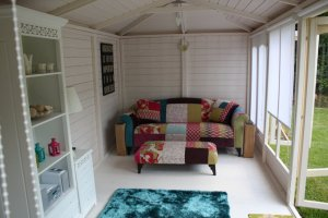Case Study Valiant Summerhouse Interior Dunster House