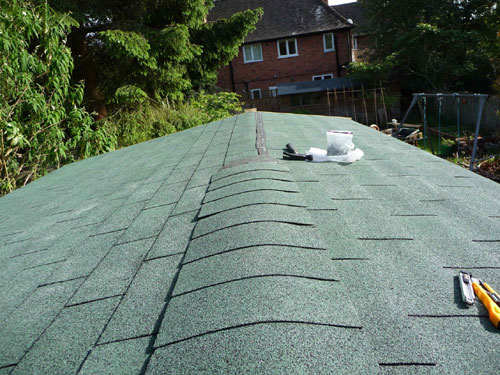 Learn more about the shingles Dunster House