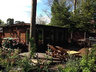 Case Study Lantera Log Cabin Dunster House