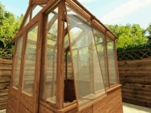 Optional Extras Dunster House Greenhouse