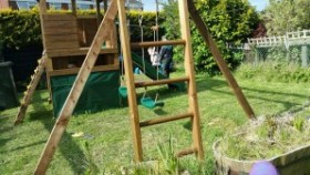 Customer Reviews FortPlus Escape Climbing Frame Dunster House
