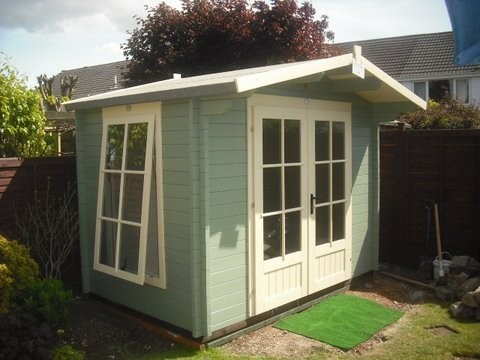 Customer Reviews Avon Log Cabin Dunster House