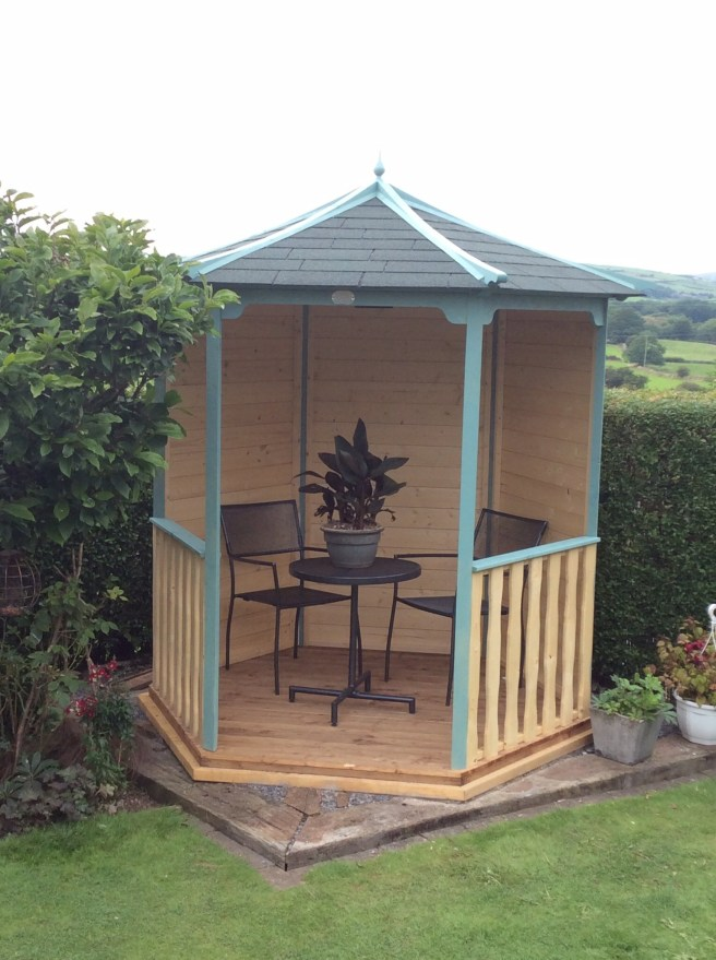 Customer Reviews Otteridge Enclosed Gazebo Dunster House