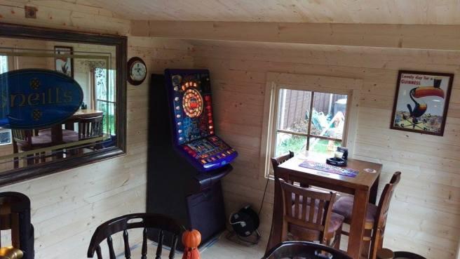 Customer Reviews: Rhine Log Cabin Interior Dunster House