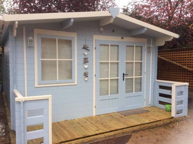 Customer Reviews Rhine Log Cabin Dunster House