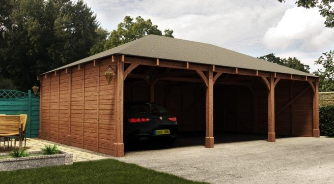 Garages Carports Dunster House